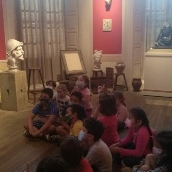 Visita a la Casa Natal de Picasso
