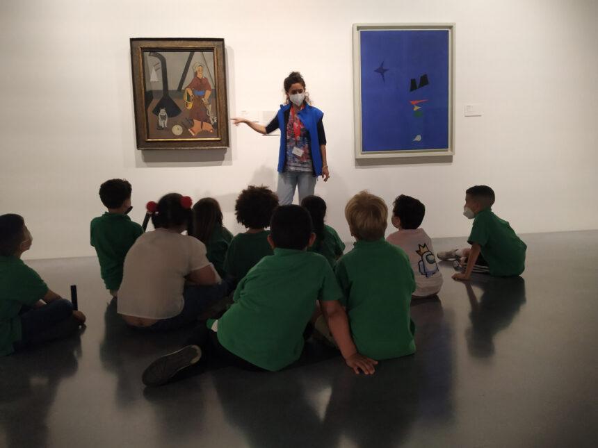 Visita al Pompidou